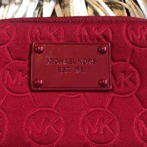 Michael Kors Bags - Michael Kors Padded wristlet!